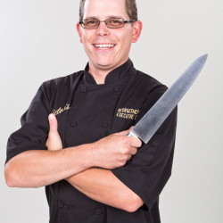 Chef George wins Chef's on Parade 2014