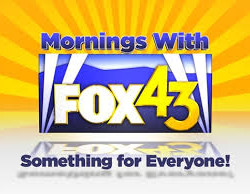 Chef George on Fox43 Morning News September 10th